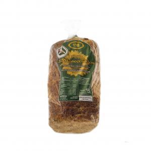 Chleb zesłonecznikiem /kroj.pak./