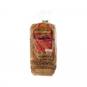 Chleb wieloziarnisty /kroj.pak./