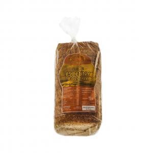 Chleb pszenny – razowy /kroj.pak./